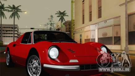 Ferrari 246 Dino GTS für GTA San Andreas