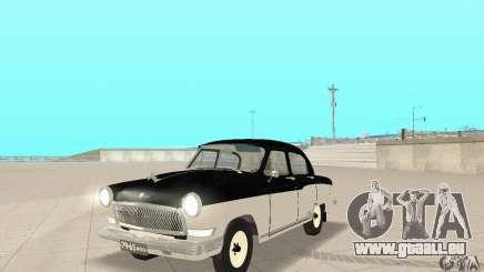 Volga gaz-21 pour GTA San Andreas