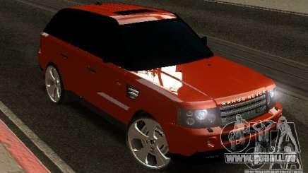 RANGE ROVER SPORT v 2.0 für GTA San Andreas