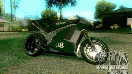 NEW NRG-500 für GTA San Andreas