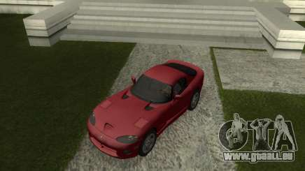 Dodge Viper GTS Coupe für GTA San Andreas