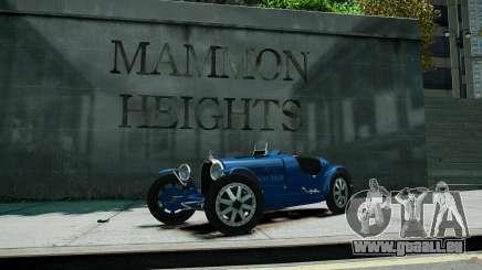 Bugatti Type 35C für GTA 4