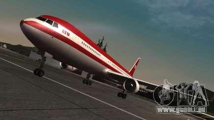 Boeing 767-3G5ER LTU Airways für GTA San Andreas