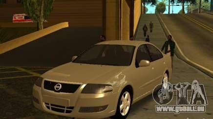 Nissan Almera Classic für GTA San Andreas