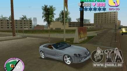 Mercedes-Benz VISION SLR Cabrio für GTA Vice City