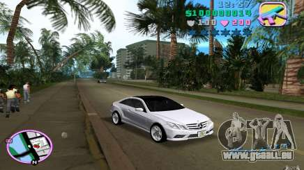 Mercedes-Benz E Class Coupe C207 pour GTA Vice City