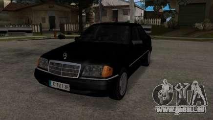 Mercedes-Benz C220 W202 1996 für GTA San Andreas