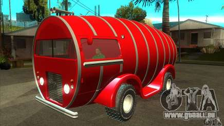 Beer Barrel Truck für GTA San Andreas