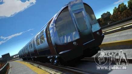 Londres Train pour GTA 4