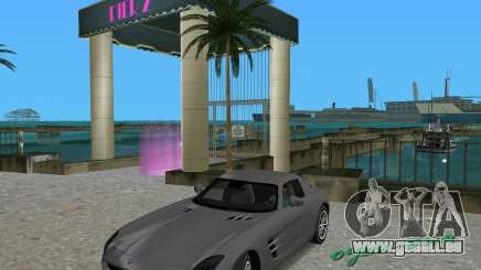 Mercedes Benz SLS AMG für GTA Vice City