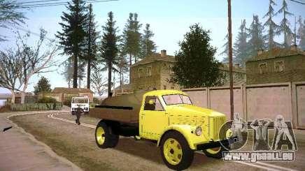GAZ 51 Assinizator für GTA San Andreas