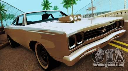 Plymouth GTX купе pour GTA San Andreas