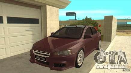 Proton Inspira v1 für GTA San Andreas