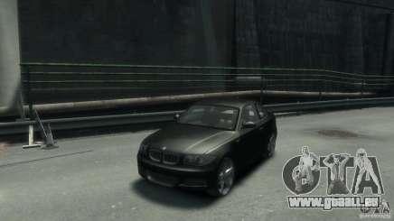 Bmw 135i pour GTA 4