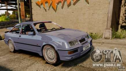 Ford Sierra RS500 Cosworth 1987 für GTA 4