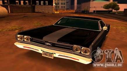 Plymouth GTX 1969 pour GTA San Andreas