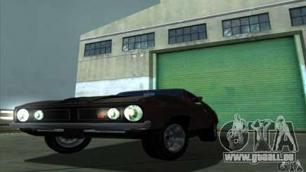 Ford Falcon GT Pursuit Special V8 Interceptor pour GTA San Andreas