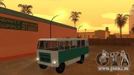 Kuban G1A1 für GTA San Andreas