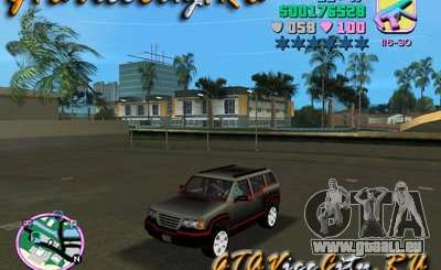 Honda Civic GTA 3 pour GTA Vice City
