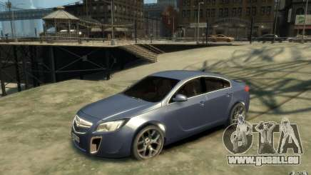 Opel Insignia OPC 2010 pour GTA 4