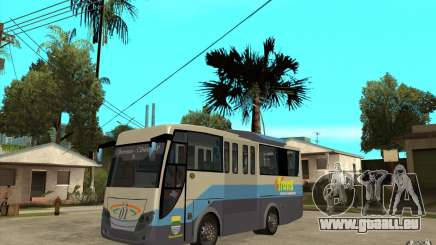 Hino Evo C für GTA San Andreas