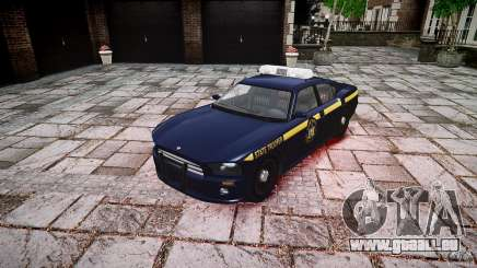 New York State Police Buffalo für GTA 4