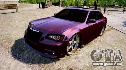 Chrysler 300 SRT8 DUB 2012 für GTA 4