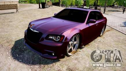 Chrysler 300 SRT8 DUB 2012 pour GTA 4