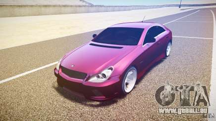 Mercedes Benz CLS Light Tuning v1.0 Beta pour GTA 4