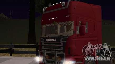 Scania 460 für GTA San Andreas