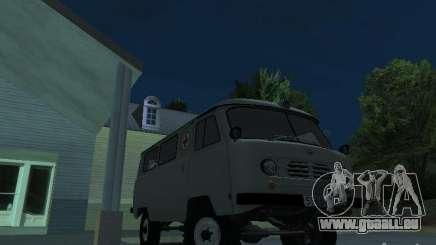 UAZ 451A für GTA San Andreas