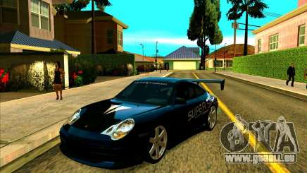 Porsche GT3 SuperSpeed TUNING pour GTA San Andreas
