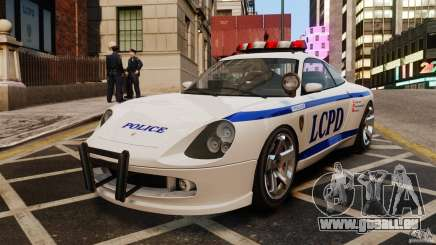 Comet Police pour GTA 4
