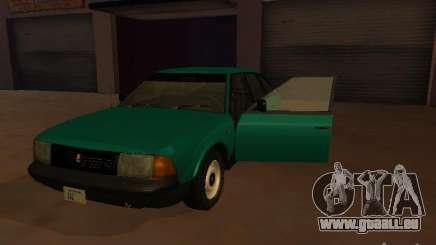 Moskvich 2141 pour GTA San Andreas