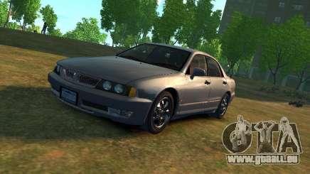 Mitsubishi Diamante v2.0 für GTA 4