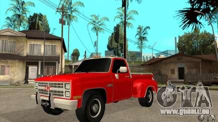 GMC 454 PICKUP pour GTA San Andreas