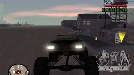 Monster Tampa pour GTA San Andreas