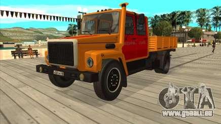 3309 GAZ feux de détresse pour GTA San Andreas
