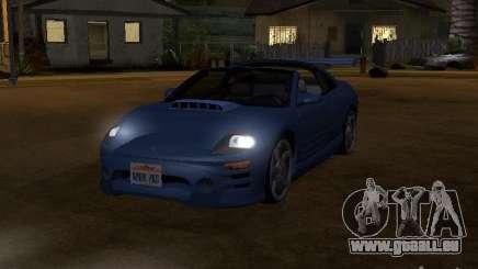 Mitsubishi Spyder für GTA San Andreas