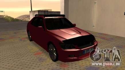 Lexus IS300 für GTA San Andreas