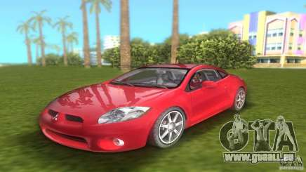 Mitsubishi Eclipse GT 2007 pour GTA Vice City