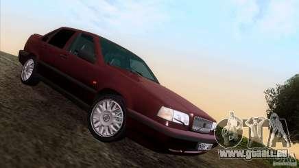 Volvo 850 Final Version für GTA San Andreas