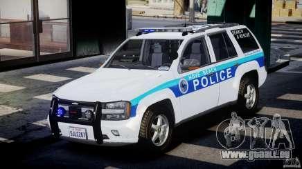 Chevrolet Trailblazer Police V1.5PD [ELS] für GTA 4