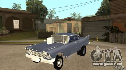 Plymouth Savoy Gasser 1957 pour GTA San Andreas