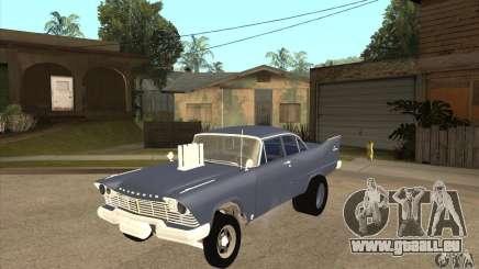 Plymouth Savoy Gasser 1957 für GTA San Andreas