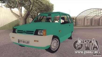 Dacia 500 Lastun pour GTA San Andreas