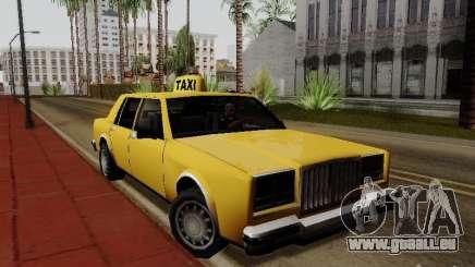 Greenwood Taxi für GTA San Andreas