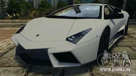 Lamborghini Reventon 2008 v1.0 [EPM] pour GTA 4