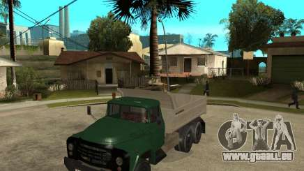 ZIL-133-Kipper für GTA San Andreas