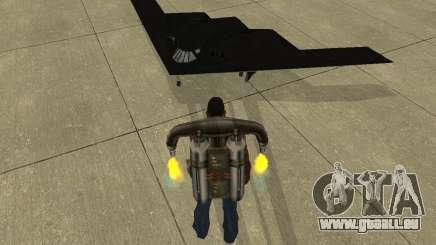 B-2 Spirit Stealth pour GTA San Andreas